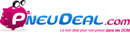 PneuDeal Martinique Guadeloupe Guyane