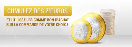 Fidélisation, cumulez des euros